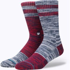 Stance Washington Nationals - Greystone Socks